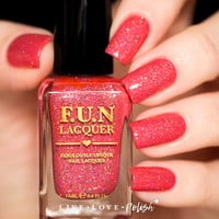 FUN Lacquer A Garden of Peonies (Spring 2016 Collection)