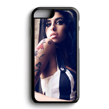 Ami Winehouse Tattoo iPhone 6|6S Case