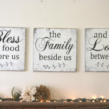 shop signs for kitchen and dining decor on wanelo