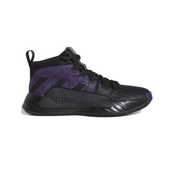 Adidas Kid's Dame 5 Marvel Black Panther GS Basketball Shoes