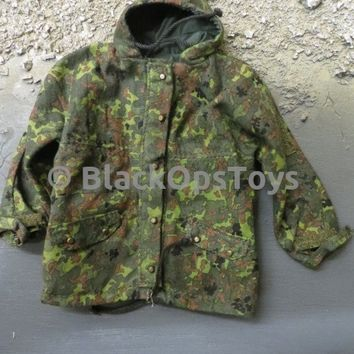 Armoury German Flecktarn Camo Combat Jacket