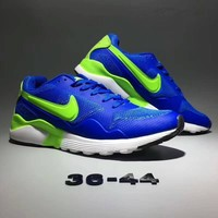 """Nike Air Pegasus 92/16"" Unisex Sport Casual Multicolor Sneakers Couple Running Shoes"