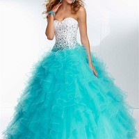 Paparazzi Prom 95119 - Prom Dress - Formal Dress - 95119