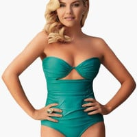 The Jane Russel Pin UP Vintage Style Swim Suit