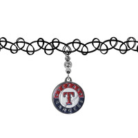 Texas Rangers Knotted Choker