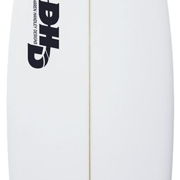 DHD Surfboards Project 15-6'