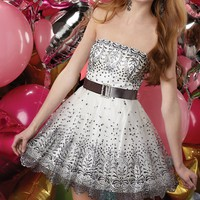 Alyce Sweet 16 3510 Dress