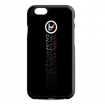 Twenty one pilots strip For iphone 6 case