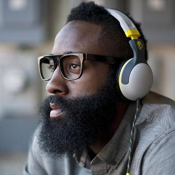 NBA Celebrity Fashion James Harden Flat Top Glasses 8070