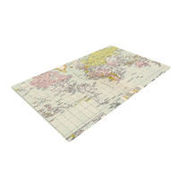 "Catherine Holcombe ""Travel"" Woven Area Rug, 4' x 6'  - Outlet Item"