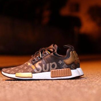 Supreme x Louis Vuitton x adidas NMD R1