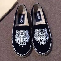 Kenzo Women Fashion Casual Flats Shoes 5