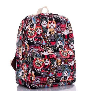LMFUG3 Punk Backpack = 4887456452