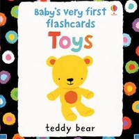 Usborne Books & More. Baby's Very First Flashcards Toys