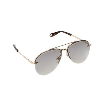 Givenchy Women's Aviator Sunglasses