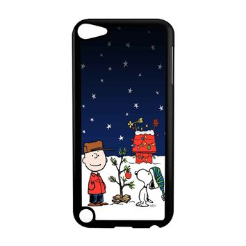 Charlie Brown Christmas Peanuts 001 iPod Touch 5 Case