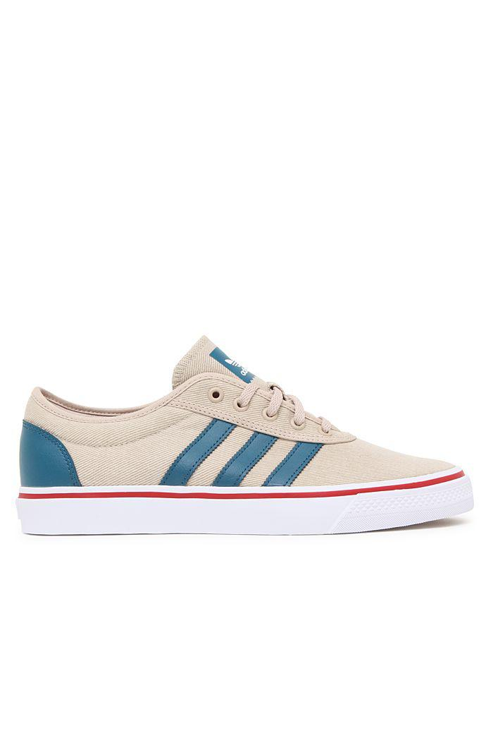 adidas Adi-Ease Sneakers In Triple M9ZSE3