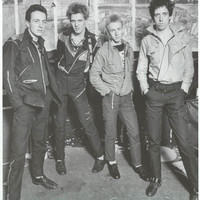 The Clash London 1977 Poster 23x34