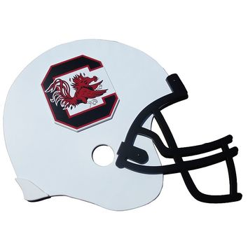 South Carolina Gamecocks 3D Football Helmet Wall Art (Scr Team)