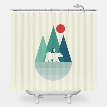 Bear You Shower Curtain