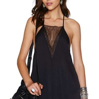 Nasty Gal Sweeten the Deal Cami Top
