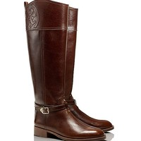 Tory Burch MARLENE RIDING BOOT