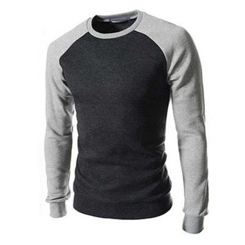 Men Casual Pullover Sweater