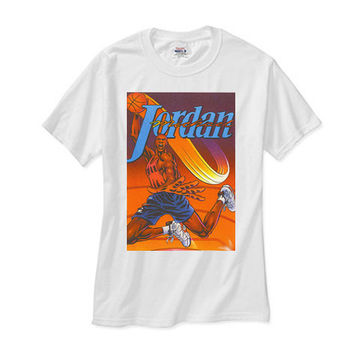 JORDAN 6 VI RETRO CARD white tee