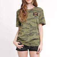 Hurley Camo Patch Tee at PacSun.com