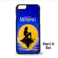 Disney Ariel The Little Mermaid for iPhone 6, iPhone 6s, iPhone 6 Plus, iPhone 6s Plus Case
