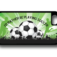 Soccer Phone Case, Soccer Player, iPhone 5 Case, iPhone 4 Case, iPhone 5C Case, iPhone Case, Samsung Galaxy