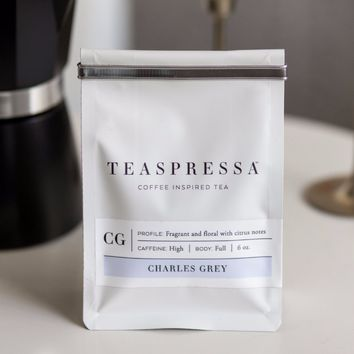 CHARLES GREY | TEA POUCH