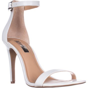 I35 Roriee Ankle Strap Dress Sandals, Bright White, 10 US