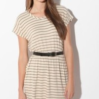 Character Hero Striped Sweater DressOnline Only!
