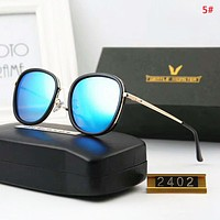 Gentle Monster Fashion New Polarized Sunscreen Travel Women Men Glasses Eyeglasses 5#