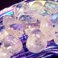 CRYSTAL QUARTZ Healer Stone - Open Mind Clear Energy - Amplify Energy of All Other Stones