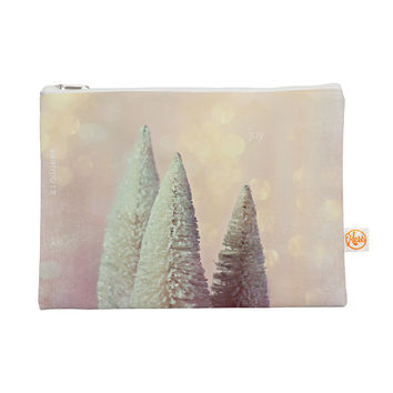"Sylvia Cook ""Bottle Brush Trees"" Pink Everything Bag"