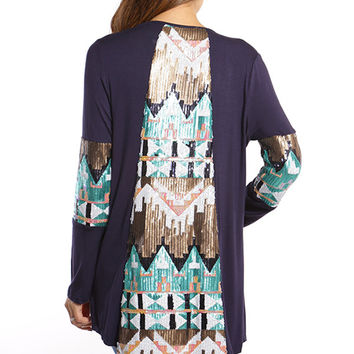 Oh My Sequins! Cardigan (Pre-Order 12/7)