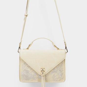 Layla Crossbody - Cream