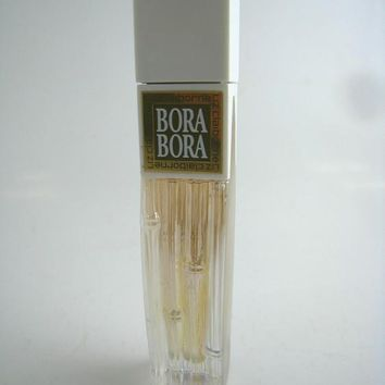 BORA BORA for Women by Liz Claiborne Pure Parfum Purse Spray 0.50 oz (Unboxed)