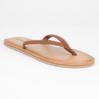 O'neill Ojai River Womens Sandals Cognac  In Sizes