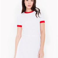 Ringer Tee Dress | American Apparel
