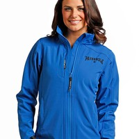 Powder River Women's Performance Embroidered Jacket - Royal (Closeout)