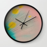 The Burst Wall Clock by duckyb
