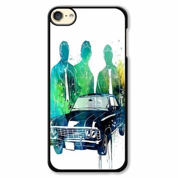 Supernatural Watercolor iPod Touch 6 Case