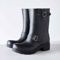 Hunter Original Rubber Biker Rain Boot