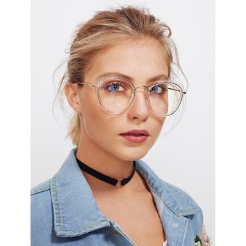 dc6e782c1699 Best Clear Cat Eye Glasses Products on Wanelo