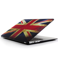 Hard Case Print Frosted (Flag) for 13 MacBook Air