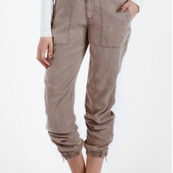 On The Road Cindy Jogger Pant | Toffee, Palm