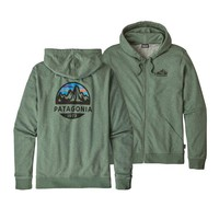 PATAGONIA MEN'S FITZ ROY SCOPE LIGHTWEIGHT FULL-ZIP HOODY